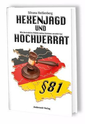 HEXENJAGD und HOCHVERRAT - Silvana Heißenberg |