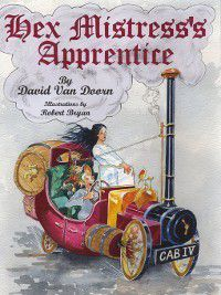 Hexmistress's Apprentice, David Van Doorn