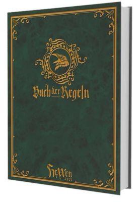 HeXXen 1733, Das Buch der Regeln - Mirko Bader  