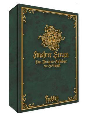 HeXXen 1733: Finstere Herzen Kampagnenbox - Mirko Bader pdf epub