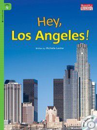 Hey, Los Angeles!, Michelle Levine