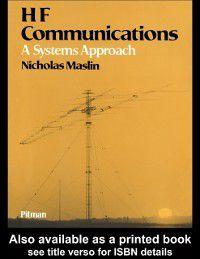 HF Communications, Nicholas M Maslin