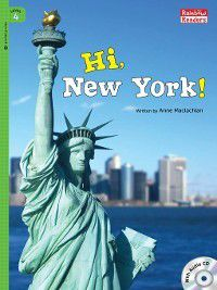Hi, New York!, Anne Maclachlan