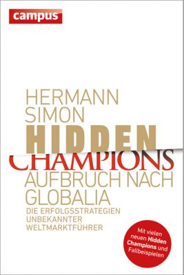 Hidden Champions - Aufbruch nach Globalia - Hermann Simon pdf epub