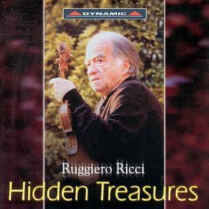 Hidden Treasures, Ruggiero Ricci