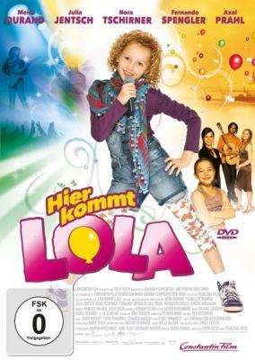 Hier kommt Lola, Isabel Abedi