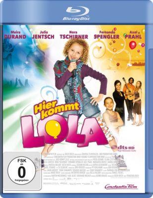Hier kommt Lola, Vanessa Walder