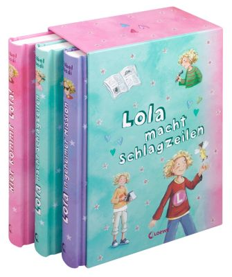 Hier kommt Lola!, 3 Bände - Isabel Abedi |