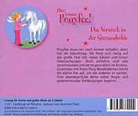 Hier kommt Ponyfee!, Audio-CDs: Nr.8 Das Versteck in der Sternenhöhle, Audio-CD - Produktdetailbild 1
