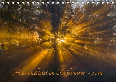 Hier und jetzt im Teufelsmoor - 2019 (Tischkalender 2019 DIN A5 quer), Maren Arndt