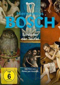 Hieronymus Bosch - Schöpfer der Teufel, Hieronymus Bosch-Schöpfer Der Teufel