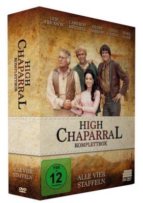 High Chaparral - Komplettbox, David Dortort