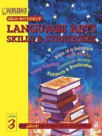 High-Interest English-Language Arts Skills & Strategies: English-Language Arts Skills & Strategies Level 3