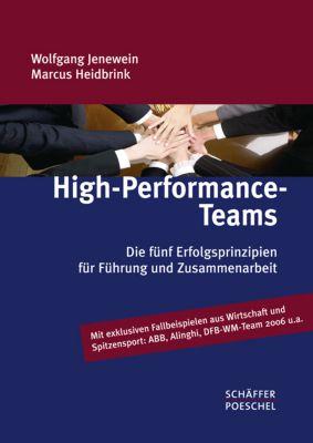High-Performance-Teams, Wolfgang P. Jenewein, Marcus Heidbrink