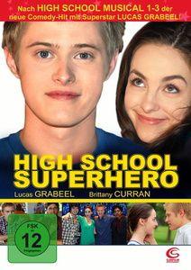 High School Superhero, Marc Mangum