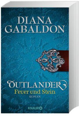 Highland Saga Band 1: Outlander - Feuer und Stein, Diana Gabaldon