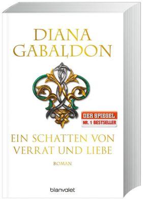 Highland Saga Band 8: Ein Schatten von Verrat und Liebe, Diana Gabaldon