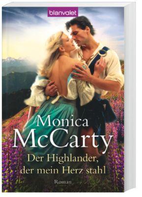 Highlander Tor MacLeod Band 8: Der Highlander, der mein Herz stahl - Monica Mccarty |