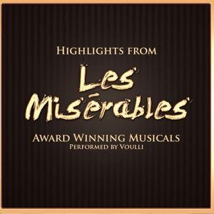 Highlights Form Les Misérables, Diverse Interpreten
