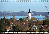 Highlights im Münchner Vierseenland (Tischkalender 2019 DIN A5 quer) - Produktdetailbild 3
