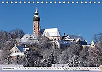 Highlights im Münchner Vierseenland (Tischkalender 2019 DIN A5 quer) - Produktdetailbild 12