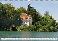 Highlights im Münchner Vierseenland (Wandkalender 2019 DIN A3 quer) - Produktdetailbild 11