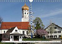 Highlights im Münchner Vierseenland (Wandkalender 2019 DIN A4 quer) - Produktdetailbild 5