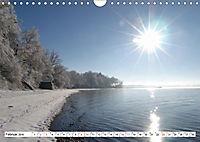 Highlights im Münchner Vierseenland (Wandkalender 2019 DIN A4 quer) - Produktdetailbild 2
