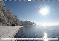 Highlights im Münchner Vierseenland (Wandkalender 2019 DIN A3 quer) - Produktdetailbild 2