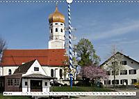 Highlights im Münchner Vierseenland (Wandkalender 2019 DIN A3 quer) - Produktdetailbild 5