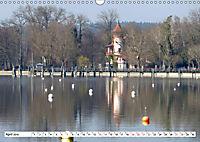 Highlights im Münchner Vierseenland (Wandkalender 2019 DIN A3 quer) - Produktdetailbild 4