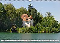 Highlights im Münchner Vierseenland (Wandkalender 2019 DIN A3 quer) - Produktdetailbild 8