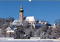 Highlights im Münchner Vierseenland (Wandkalender 2019 DIN A3 quer) - Produktdetailbild 12