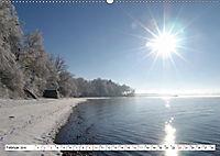 Highlights im Münchner Vierseenland (Wandkalender 2019 DIN A2 quer) - Produktdetailbild 2