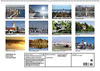 Highlights im Münchner Vierseenland (Wandkalender 2019 DIN A2 quer) - Produktdetailbild 13