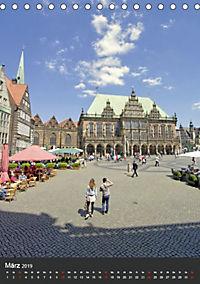 Highlights in Bremen (Tischkalender 2019 DIN A5 hoch) - Produktdetailbild 3