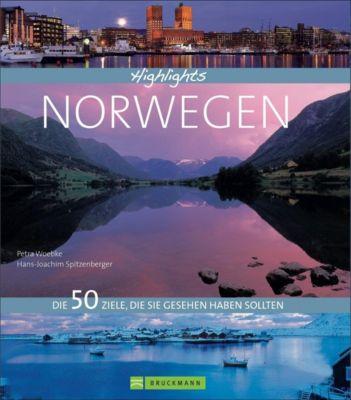 Highlights Norwegen, Petra Woebke, Hans-Joachim Spitzenberger