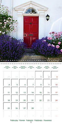 Highlights of England (Wall Calendar 2019 300 × 300 mm Square) - Produktdetailbild 2