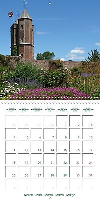 Highlights of England (Wall Calendar 2019 300 × 300 mm Square) - Produktdetailbild 3