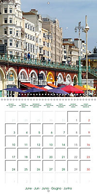 Highlights of England (Wall Calendar 2019 300 × 300 mm Square) - Produktdetailbild 6