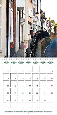 Highlights of England (Wall Calendar 2019 300 × 300 mm Square) - Produktdetailbild 11