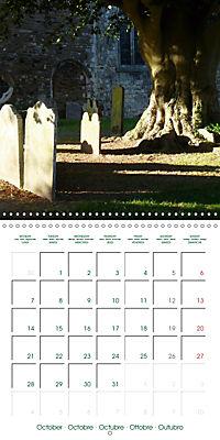 Highlights of England (Wall Calendar 2019 300 × 300 mm Square) - Produktdetailbild 10
