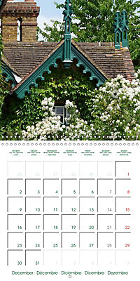 Highlights of England (Wall Calendar 2019 300 × 300 mm Square) - Produktdetailbild 12