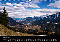 Hiking in Europe (Wall Calendar 2019 DIN A3 Landscape) - Produktdetailbild 1