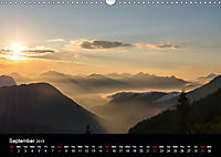 Hiking in Europe (Wall Calendar 2019 DIN A3 Landscape) - Produktdetailbild 9