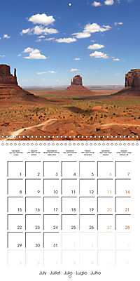 Hiking on the Colorado Plateau (Wall Calendar 2019 300 × 300 mm Square) - Produktdetailbild 7