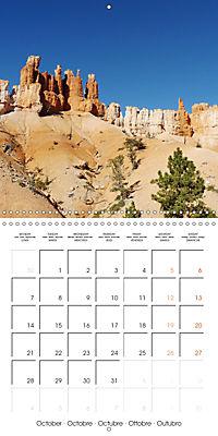 Hiking on the Colorado Plateau (Wall Calendar 2019 300 × 300 mm Square) - Produktdetailbild 10