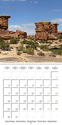 Hiking on the Colorado Plateau (Wall Calendar 2019 300 × 300 mm Square) - Produktdetailbild 12
