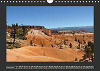 Hiking on the Colorado Plateau (Wall Calendar 2019 DIN A4 Landscape) - Produktdetailbild 1