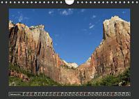 Hiking on the Colorado Plateau (Wall Calendar 2019 DIN A4 Landscape) - Produktdetailbild 2